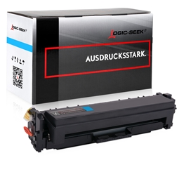 Logic-Seek  Toner kompatibel zu Canon Cartridge 046H 1253C002 UHC Cyan