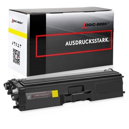 Logic-Seek  Toner kompatibel zu Brother TN-426Y HC Yellow