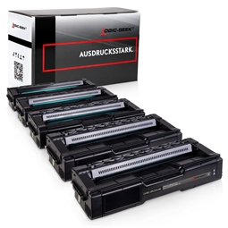 Logic-Seek 5 Toner kompatibel zu Ricoh Aficio SPC 252 XL HC