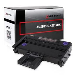 Logic-Seek  Toner kompatibel zu Ricoh Aficio Type SP TYPESP277HE 408160 HC Schwarz