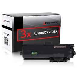 Logic-Seek 3 Toner kompatibel zu Kyocera TK-1150 1T02RV0NL0 HC Schwarz