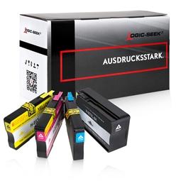 Logic-Seek 4 Tintenpatronen kompatibel zu HP 953 957 XL