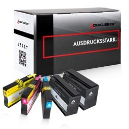 Logic-Seek 5 Tintenpatronen kompatibel zu HP 953 957 XL