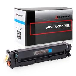 Logic-Seek  Toner kompatibel zu HP 203X CF541X UHC Cyan