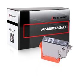 Logic-Seek  Tintenpatrone kompatibel zu Epson XP-15000 478XL C13T04F64010 XXL Grau