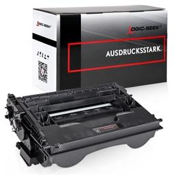 Logic-Seek  Toner kompatibel zu HP 37A CF237A HC Schwarz