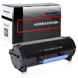 Logic-Seek  Toner kompatibel zu Lexmark MS417 51B2H00 Schwarz