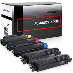 Logic-Seek 5 Toner kompatibel zu Kyocera TK-5290 HC