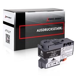 Logic-Seek  Tintenpatrone kompatibel zu Brother LC-3235XLBK XL Schwarz
