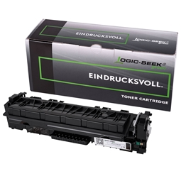 Logic-Seek Green Toner kompatibel zu HP 410X CF410X XL Schwarz