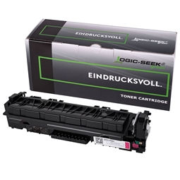 Logic-Seek Green Toner kompatibel zu HP 410X CF413X XL Magenta