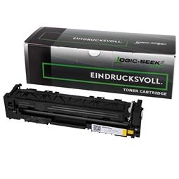 Logic-Seek Green Toner kompatibel zu HP 203X CF542X UHC Yellow