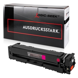 Logic-Seek  Toner kompatibel zu Canon Cartridge 054H 3026C002 UHC Magenta