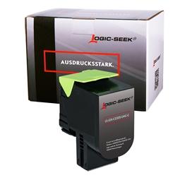 Logic-Seek  Toner kompatibel zu Lexmark C2325 C230H20 HC Cyan