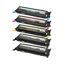 Logic-Seek 5 Toner kompatibel zu Samsung CLP-320 HC