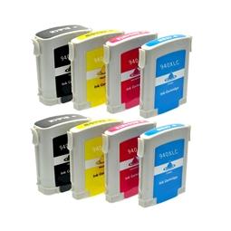Logic-Seek 8 Tintenpatronen kompatibel zu HP 940 XL