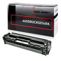Logic-Seek  Toner kompatibel zu HP 125A CB540A HC Schwarz
