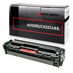 Logic-Seek  Toner kompatibel zu HP 125A CB543A HC Magenta