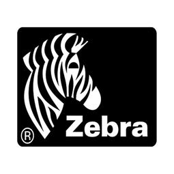 Original Farbband kompatibel zu Zebra 02300BK11045 Schwarz
