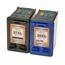Logic-Seek 2 Tintenpatronen kompatibel zu HP 27 28 XL