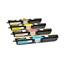 Logic-Seek 4 Toner kompatibel zu OKI C110 C130 HC