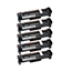 Logic-Seek 5 Toner kompatibel zu HP CC530A-CC533A HC