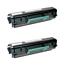 Logic-Seek 2 Toner kompatibel zu Lexmark E260 XL E260A21E HC Schwarz