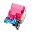 Logic-Seek  Toner kompatibel zu Epson C3900 C13S050591 HC Magenta