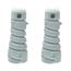Logic-Seek 2 Toner kompatibel zu Konica Minolta MT-102B 8935-204 HC Schwarz