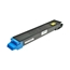 Logic-Seek  Toner kompatibel zu Kyocera TK-895C 1T02K0CNL0 HC Cyan
