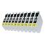 Logic-Seek 10 Tintenpatronen kompatibel zu Epson Stylus XP205 18XL C13T18114010 XL Schwarz