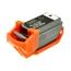 Logic-Seek  Tintenpatrone kompatibel zu Canon BCI-11BK 0957A002 XL Schwarz