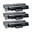 Logic-Seek 3 Toner kompatibel zu Samsung SCX-4216 SCX-4216D3/ELS HC Schwarz