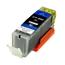 Logic-Seek  Tintenpatrone kompatibel zu Canon PGI-550PGBKXL 6431B001 XL Schwarz