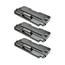 Logic-Seek 3 Toner kompatibel zu Samsung ML-1630 SCX-4500 ML-D1630A/ELS HC Schwarz