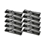 Logic-Seek 10 Farbbänder kompatibel zu Epson LQ 630 C13S015307 Schwarz