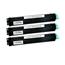 Logic-Seek 3 Toner kompatibel zu OKI B4200 TYPE9 1103402 HC Schwarz