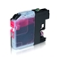 Logic-Seek  Tintenpatrone kompatibel zu Brother LC-121M LC-123M XL Magenta