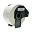 Logic-Seek 15x Etiketten kompatibel zu Brother DK-11208, 38mm x 90mm
