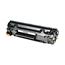 Logic-Seek 3 Toner kompatibel zu Canon Cartridge 725 3484B002 HC Schwarz