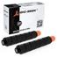 Logic-Seek 2 Toner kompatibel zu Canon C-EXV28 2789B003 HC Schwarz