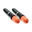 Logic-Seek 2 Toner kompatibel zu Canon C-EXV33 2785B002 HC Schwarz