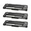 Logic-Seek 3 Toner kompatibel zu Dell 1130 7H53W 593-10961 HC Schwarz