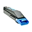 Logic-Seek  Toner kompatibel zu Kyocera TK-855C 1T02H7CEU0 HC Cyan