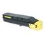 Logic-Seek  Toner kompatibel zu Kyocera TK-8505Y 1T02LCANL0 HC Yellow