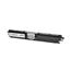 Logic-Seek 2 Toner kompatibel zu Epson C1600 0557 C13S050557 HC Schwarz