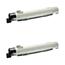 Logic-Seek 2 Toner kompatibel zu Epson C4200 0245 C13S050245 HC Schwarz