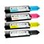 Logic-Seek 4 Toner kompatibel zu Epson CX21 HC