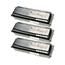 Logic-Seek 3 Toner kompatibel zu Epson M2000 XXL 0435 C13S050435 HC Schwarz