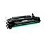 Logic-Seek 2 Toner kompatibel zu HP 55A CE255A HC Schwarz